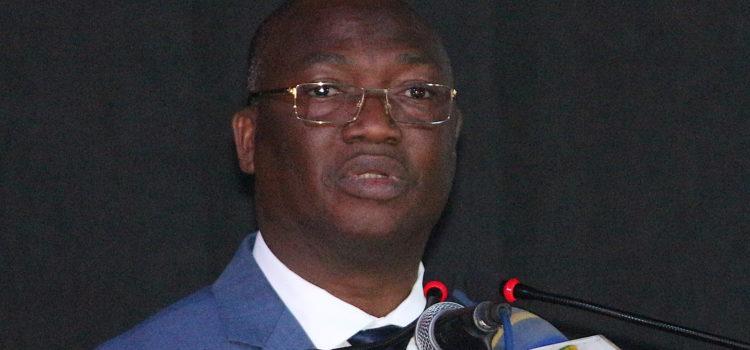 Guy Akpovy, président de la FTF