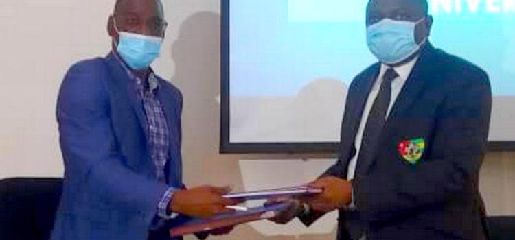 Pierre Lamadokou et Zibo Ayouba